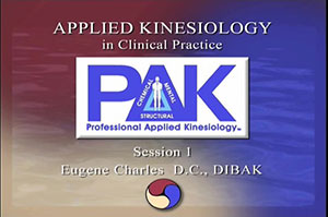100 Hour Applied Kinesiology Course